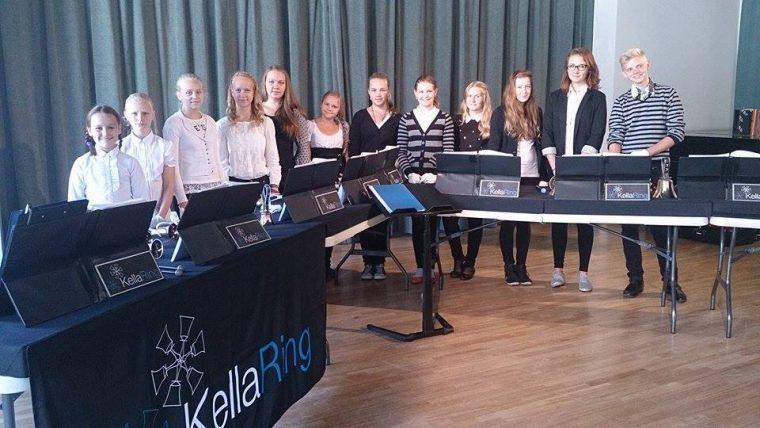 KÄSIKELLASTUUDIO KellaRing noorteansambel