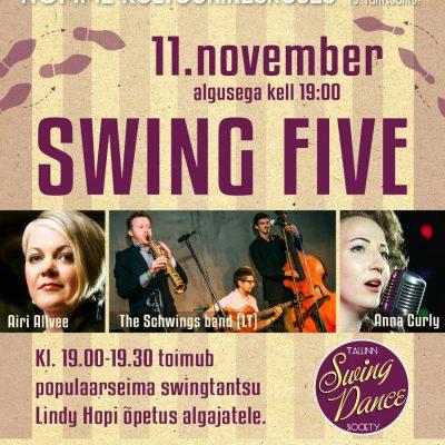 SWING FIVE