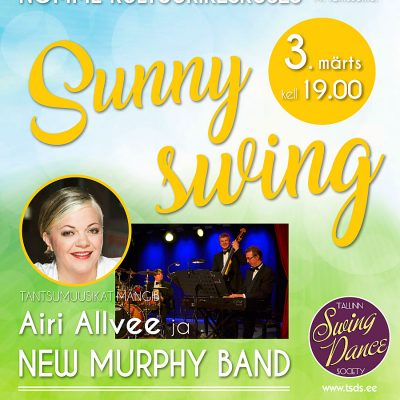 Sunny-swing tantsuõhtu