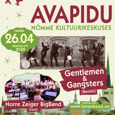 Tallinn Swing weekend 2019