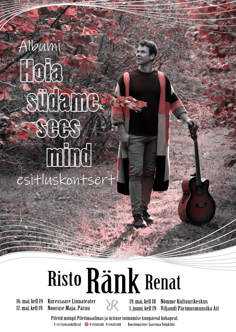 "Risto & Renat Ränk ""Hoia südame sees mind"""