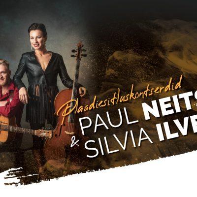 Paul Neitsov ja Silvia Ilves plaadiesitluskontsert