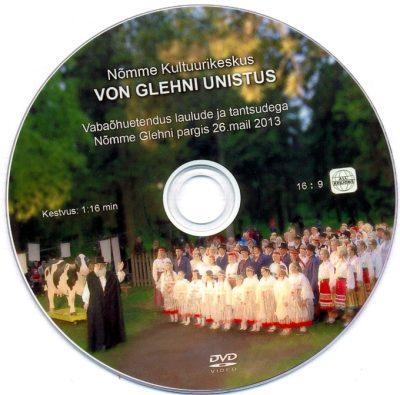 "DVD NKK vabaõhuetendus ""Von Glehni unistus"""