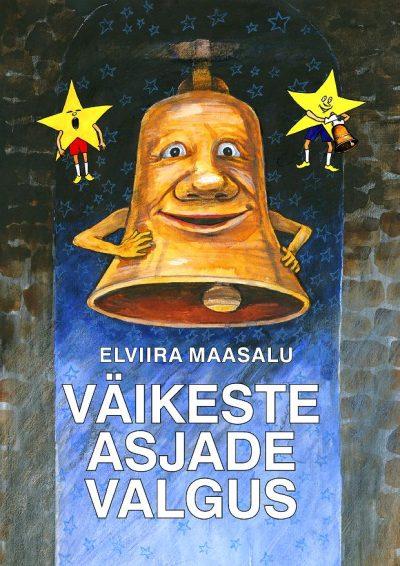 """Raamat + CD Elviira Maasalu """"Väikeste asjade valgus"""""""