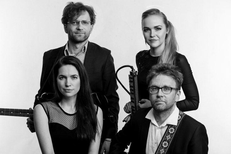 15. märtsil kultuurikeskuses Tormis Quartet – Voorand/Koikson/Sooäär/Daniel