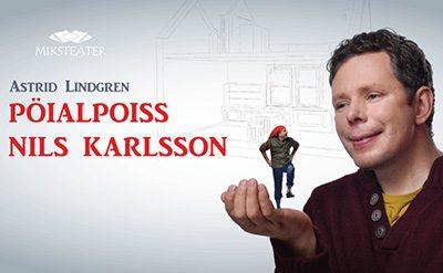 """Kogupereetendus """"Pöialpoiss Nils Karlsson"""""""