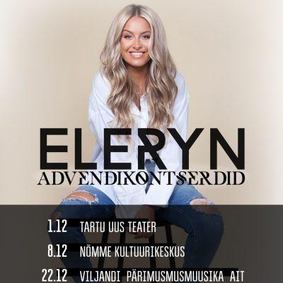 Eleryn Advendikontsert