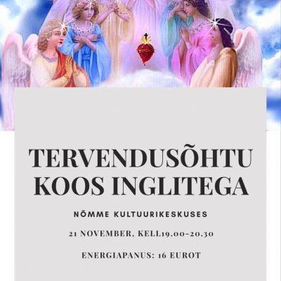 Tervendusõhtu koos inglitega